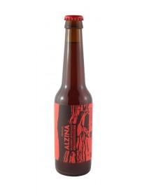 Brasserie Alzina - Ambrée 0.33L