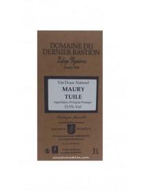 Dernier Bastion - Maury Tuilé - Vin Doux Naturel - 3L