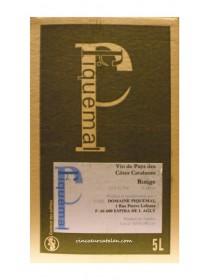 Piquemal - Fontaine à Vin - Rouge - 5L