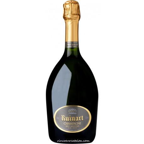 Champagne - le R de Ruinart