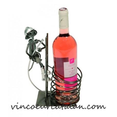 fabriquer support bouteille vin maison design. Black Bedroom Furniture Sets. Home Design Ideas