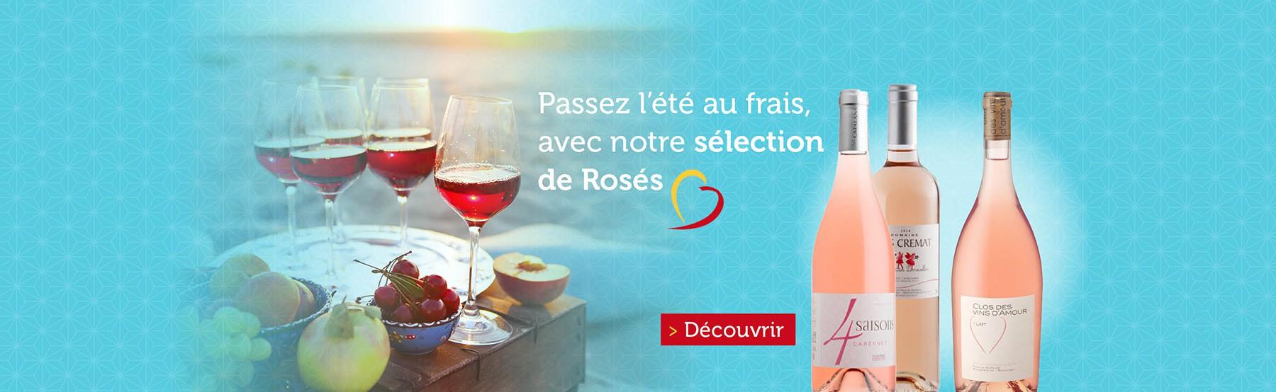 Vins Rosés 2018